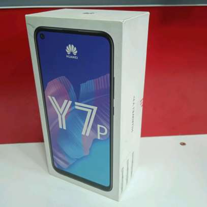 Huawei Y7p new 64gb 4gb ram 48mp camera with delivery image 2