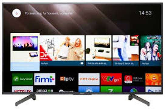 SONY 55INCH SMART ANDROID UHD 4K TV-55X8000G