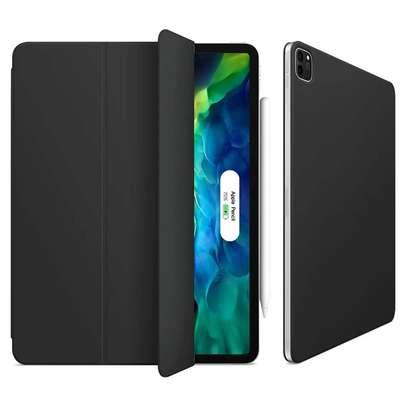 Smart Silicone Foldable Case For iPad Pro 11 2020/iPad Pro 12.9 2020[No iPencil Holder] image 2