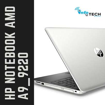 HP Notebook AMD A9_9220 Laptop