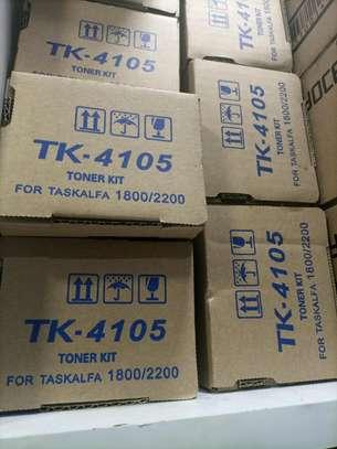 Tk 4105 original cartridges image 1