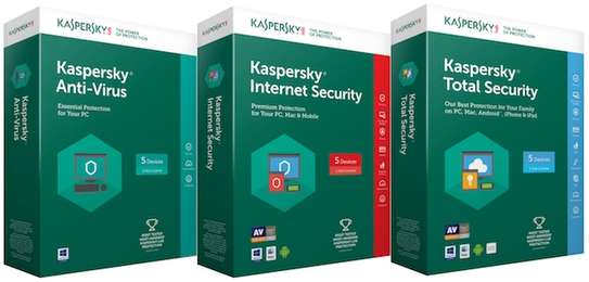 Kaspersky Internet Security 2018 image 1