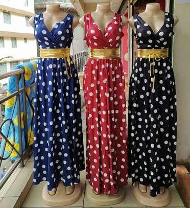 Ladies fashion dresses image 1