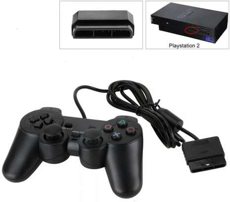 Gamepad for PS2 controller Playstation 2 ps2 console Double Vibration Shock Joypad Pad wired game pad