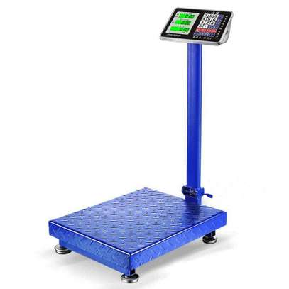 Digital 300Kg Price weight Computing Machine image 1