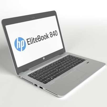 HP  EliteBook 840 G3 Intel Core I5 6th Gen 8GB, 500GB HDD- DOS image 1