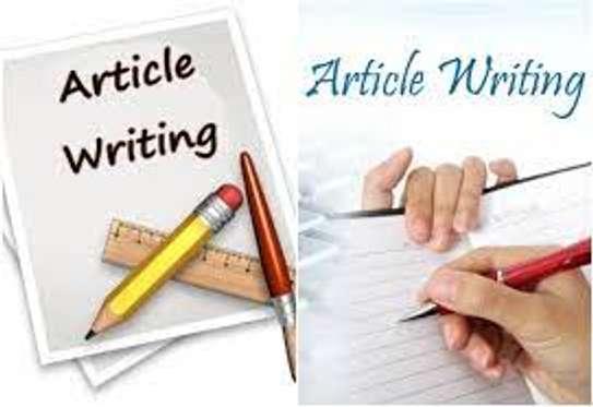 Research, Essay & Web/Blog Content image 1