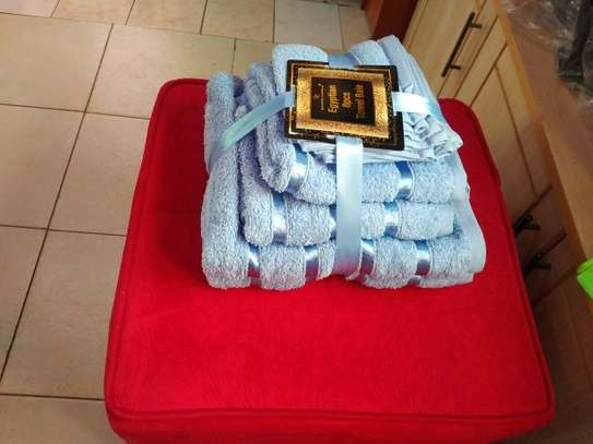 Luxury 8 Piece Bale Set 100% Egyptian Towels image 3