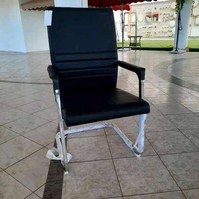 Cantlever Visitor's Chair image 1