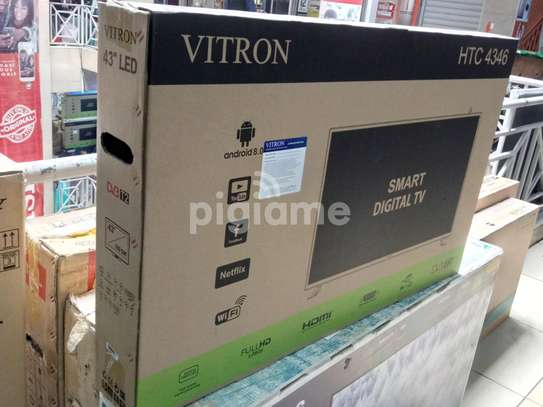 Vitron digital smart 43 inch image 2