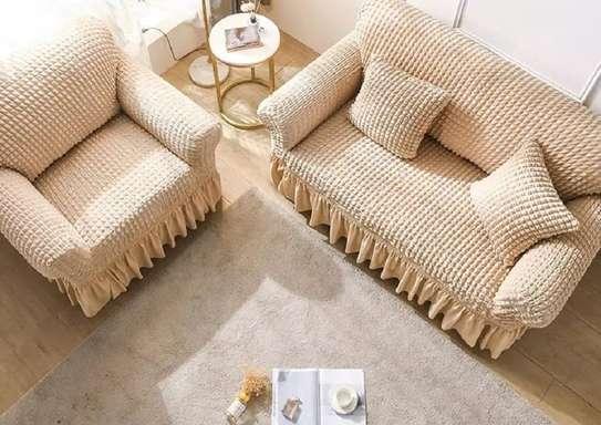 Elegant 3 seater sofa covers image 3