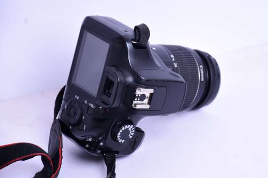Canon 4000D + 18-55mm Lens Good As New image 2