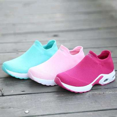 Ladies flynkit sneakers