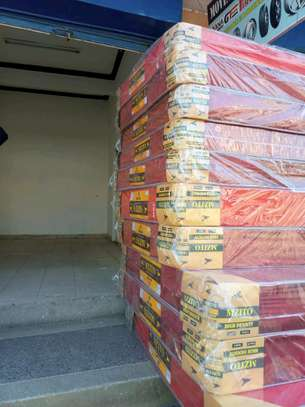 Mattresses in Mombasa. Heavy Duty 8inch thick. Free Delivery. image 1