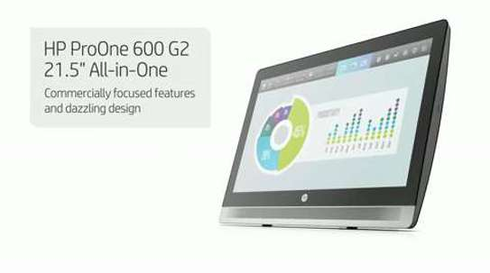 HP PRO ONE 600 ALL-IN-ONE CORE I5 image 2