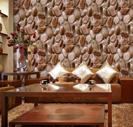 Elegant Shiny wall paper image 7