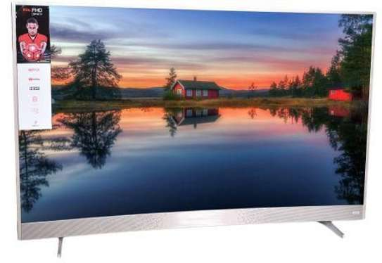 new 55 inch tcl smart 4k uhd curved tv cbd shop call now image 1