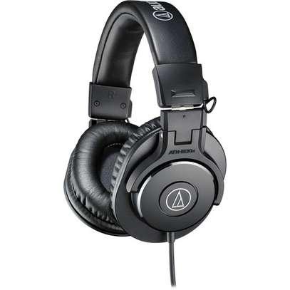 Audio-Technica ATH-M30x Headphones (Black) image 1