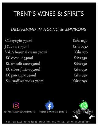 trents wines and spirits image 1