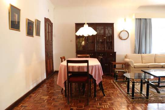 Furnished 2 bedroom house for rent in Gigiri image 12