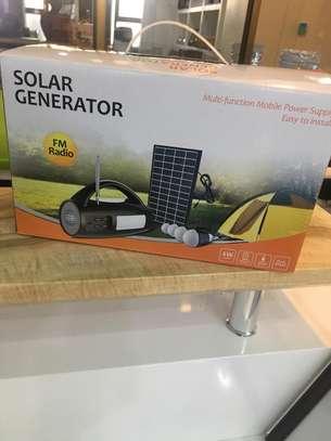 Solar Generator Camp Kit