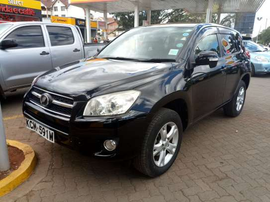 Toyota Rav4  for Hire image 1