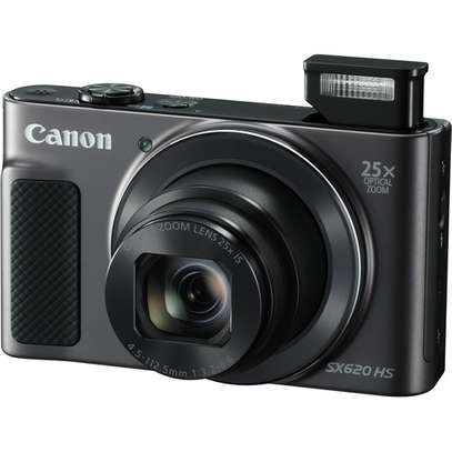 Canon PowerShot SX620 HS Digital Camera (Black) image 2