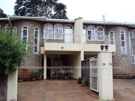 5 bedroom townhouse for rent in Waiyaki Way image 1