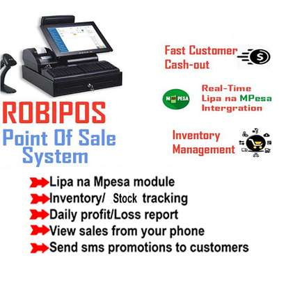 Robisearch Point Of Sale Software