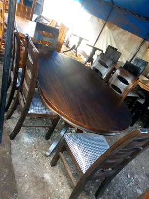 Dining table set image 1