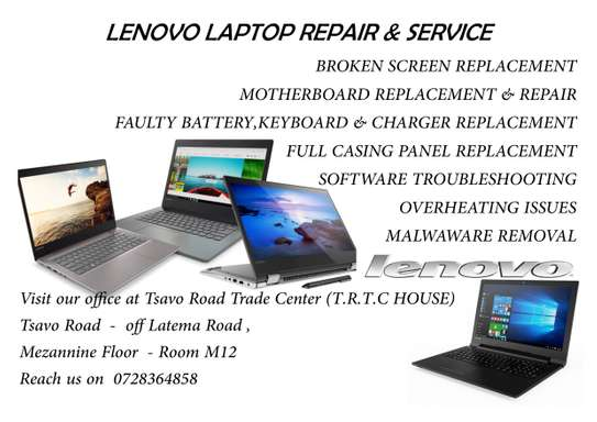 Lenovo Laptop Repair & Service in Nairobi | PigiaMe