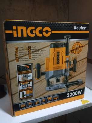 Hand Router from Ingco image 2