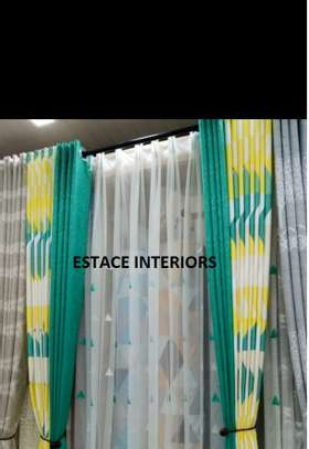 CURTAINS WITH BEAUTIFUL SHEERS image 2