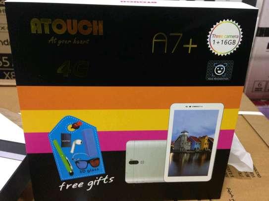 Atouch A7 Plus Kids Tablet 7 1GB RAM +16GB ROM Wi-Fi - 4G (Single SIM) image 2