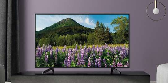 Sony 43X7500H Smart android 4k tv image 1
