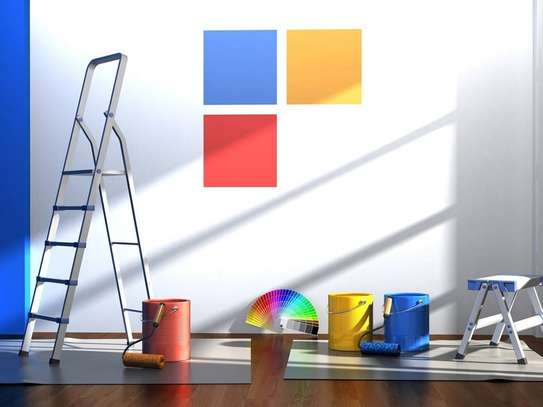 Hire Professional Painting Services: Affordable Commercial & Residential Painting Services.Get A Free Quote image 5
