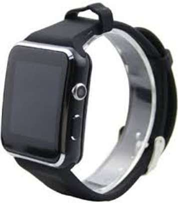 Highly sensitive Touchscreen and Material Comfortable】: Smartwatch image 1