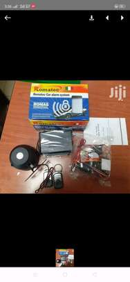 New Romatec Car Alarm With Cut Off. image 1