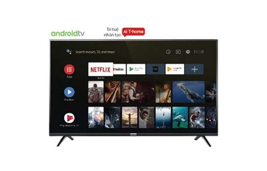 BRAND NEW 32 INCH TCL SMART ANDROID TV image 1