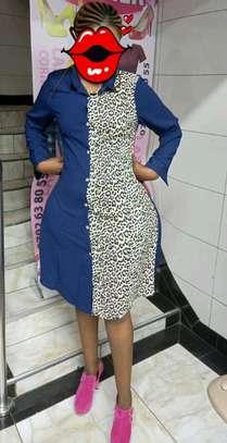 Shirt dress image 2