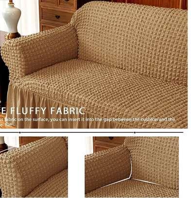 Stretch Spandex Sofa Cover image 8