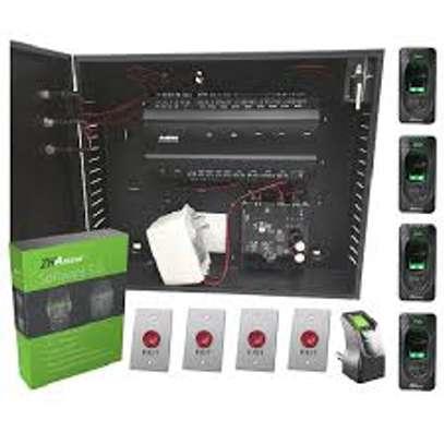 zk access control inbio door controller in kenya image 1