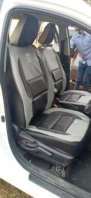High Density Car Seat Covers image 4
