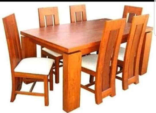 Six Seater Dining Table