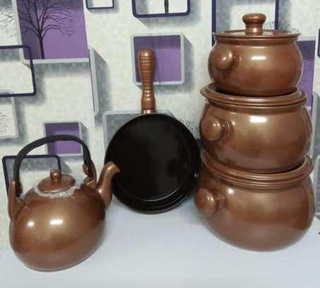 Ceraflame Ceramic Cookware Set image 6