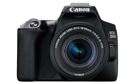 CANON EOS 250D with 18-55mm image 2