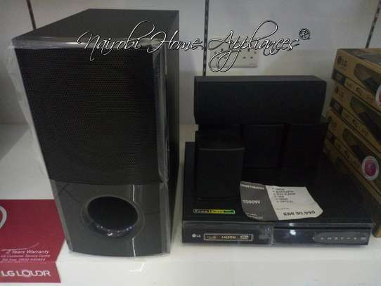LG Home Theatre  LHD627 1000W-RMS 5.1ch DVD HTS