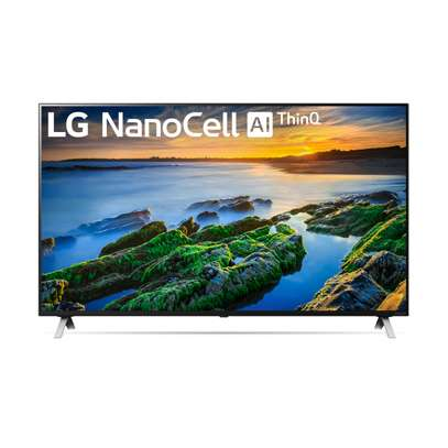 LG 55 inch smart UHD  NANO CELL TV image 1