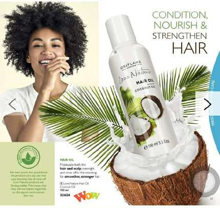 Coconut Hair Oil image 1