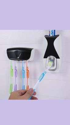 Toothpaste Dispensers